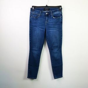 DSTLD Mid Rise 29 Skinny Ankle Vintage Jeans S2